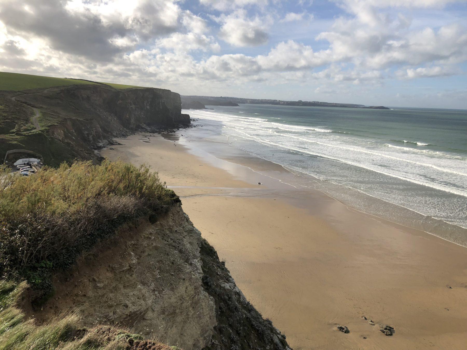 Rock2Rock Sunset Beach Run, Cornwall